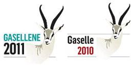 Gaselle bedrift 2010 og 2011
